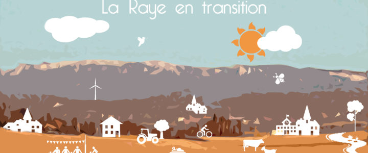 Nouvelle Association loi 1901 : La Raye en Transition