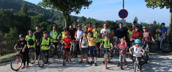 «Tous à vélo», samedi 2 octobre – Récit